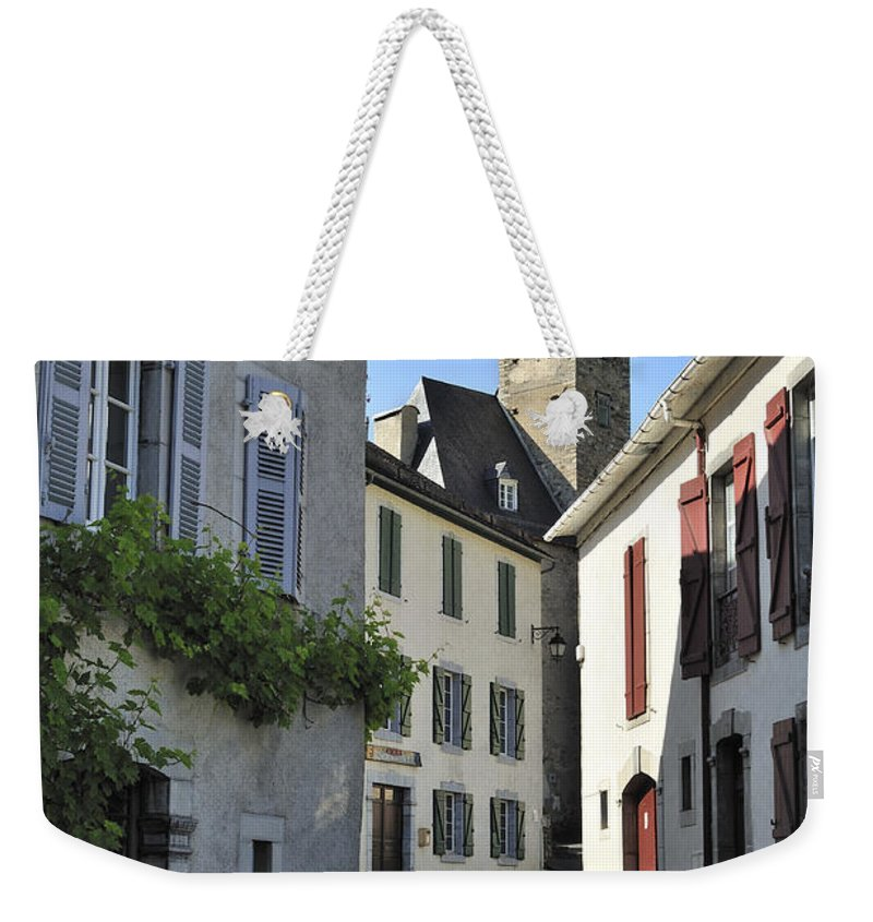 Abbey Weekender Tote Bag featuring the photograph 120520p180 by Arterra Picture Library