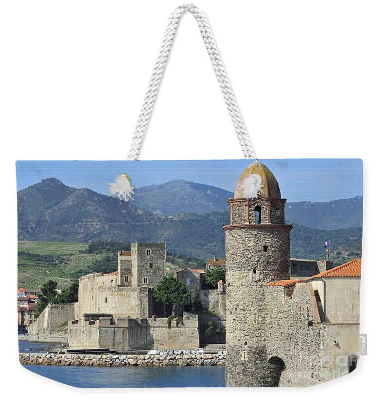 Church Weekender Tote Bag featuring the photograph 120520p258 by Arterra Picture Library