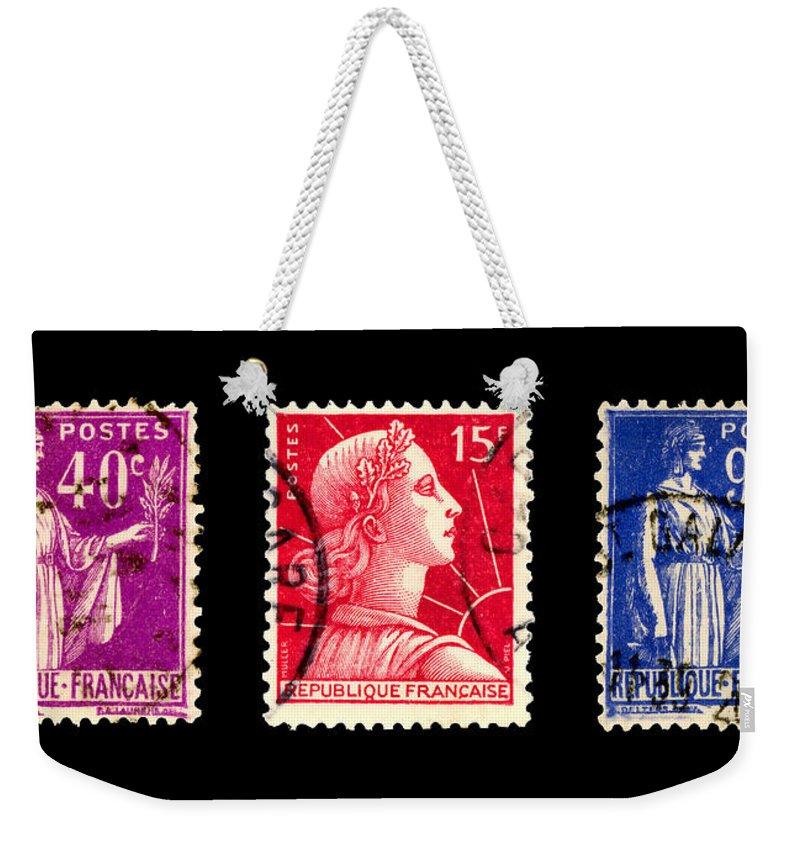 1950s Weekender Tote Bags