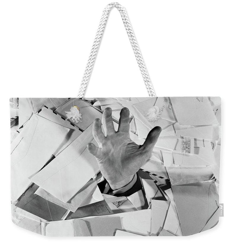 Drown Photographs Weekender Tote Bags