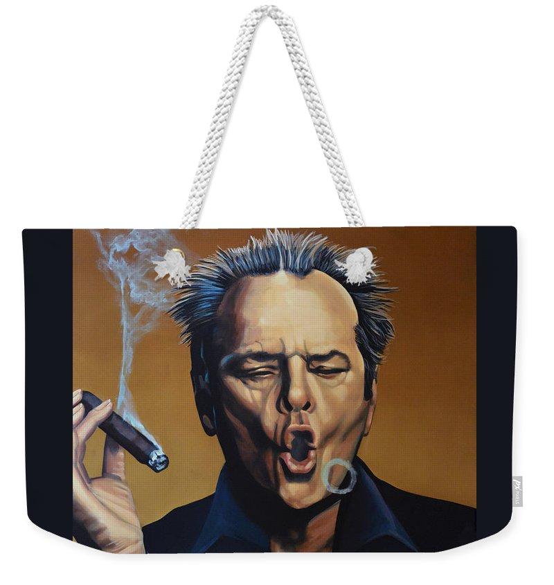Hero Weekender Tote Bags