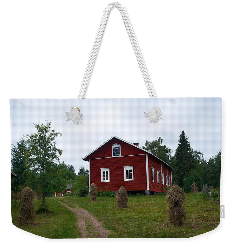 Finland Weekender Tote Bag featuring the photograph Kovero by Jouko Lehto