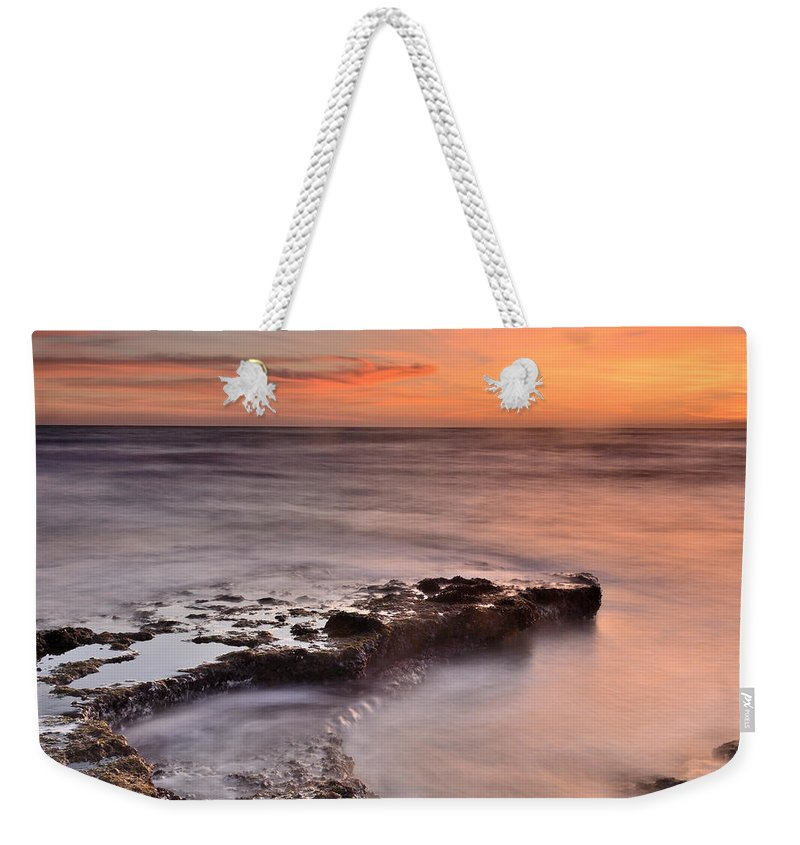 Horizontal Weekender Tote Bag featuring the photograph Marbella 2 by Guido Montanes Castillo