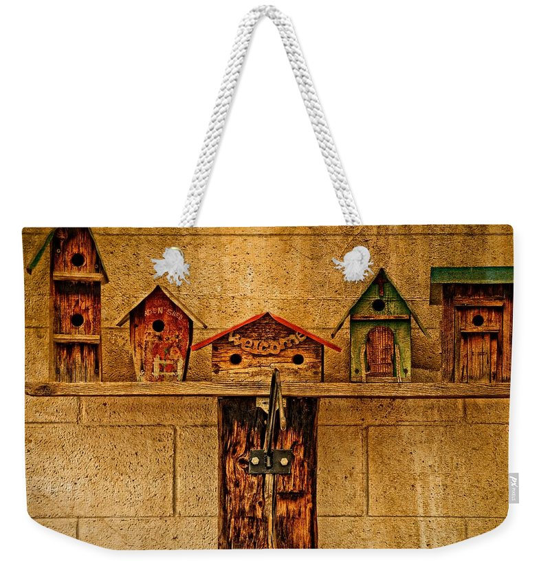Melba Weekender Tote Bag featuring the photograph Melba Idaho by Image Takers Photography LLC