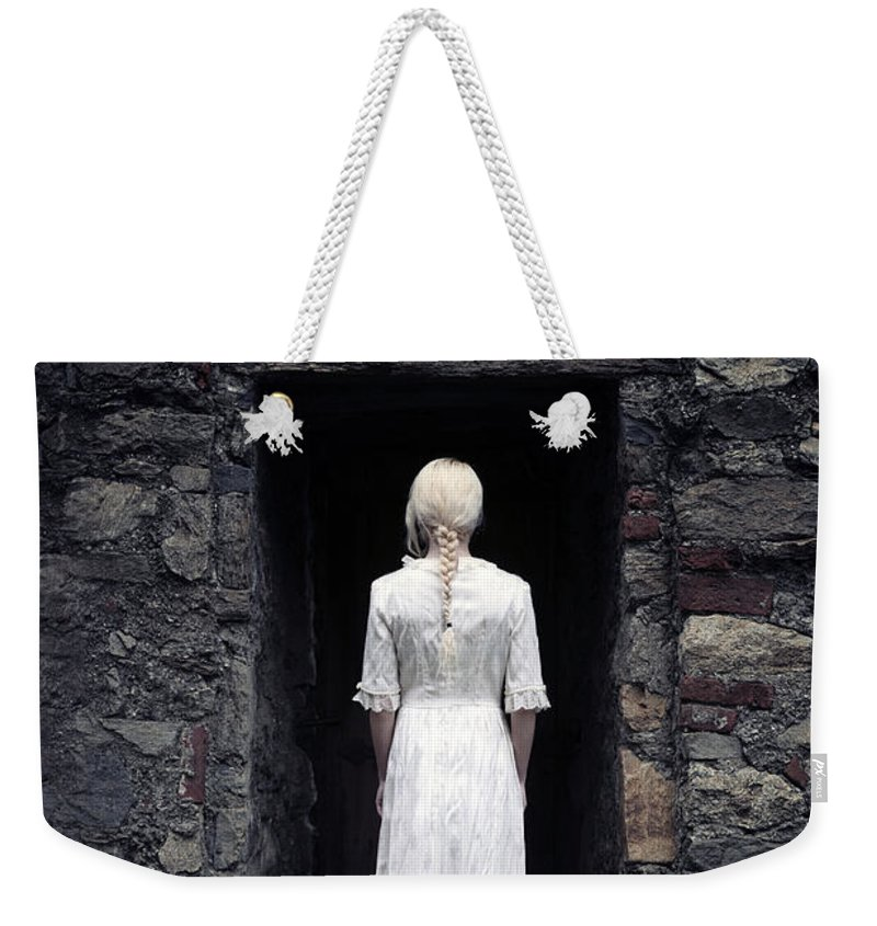 Lady Weekender Tote Bag featuring the photograph Period Lady by Joana Kruse
