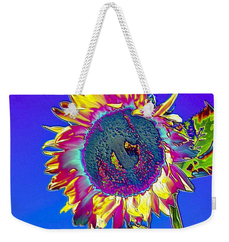 Lloyd Tote Bag Sunflower By Psychedelic Sale Weekender For Peter 3Rqc4A5jLS