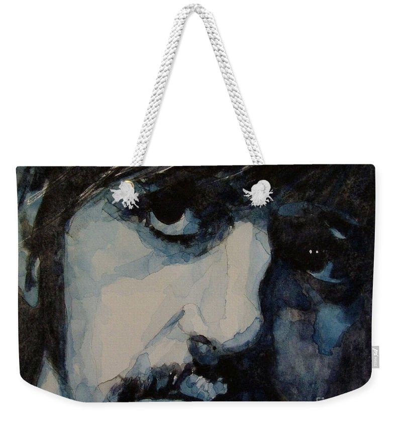 Ringo Starr Weekender Tote Bags
