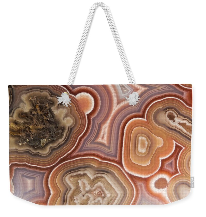Design Weekender Tote Bag featuring the photograph Rock Star by Jean Noren