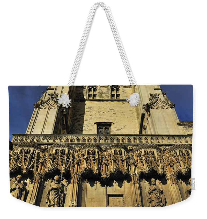 Town Weekender Tote Bag featuring the photograph 304 by Arterra Picture Library