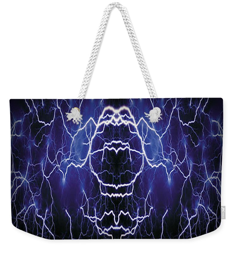 Original Weekender Tote Bag featuring the photograph Abstract 115 by J D Owen