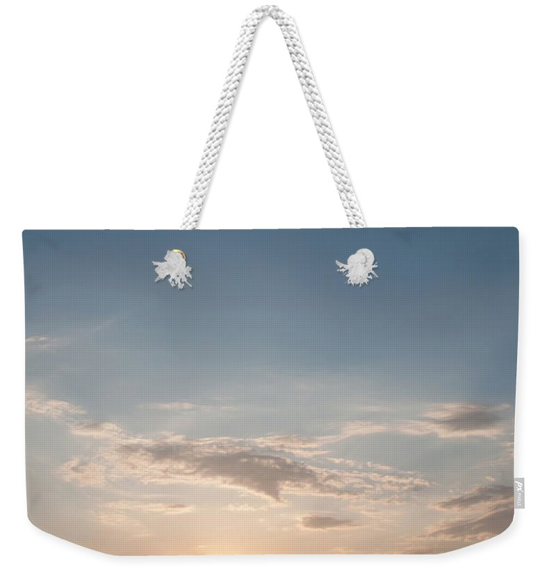 Beach Weekender Tote Bag featuring the photograph Panama City Florida by Alex Grichenko
