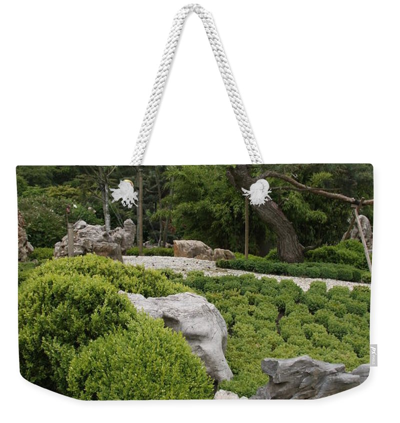 Park Weekender Tote Bag featuring the photograph Springtime In The Park by Christiane Schulze Art And Photography
