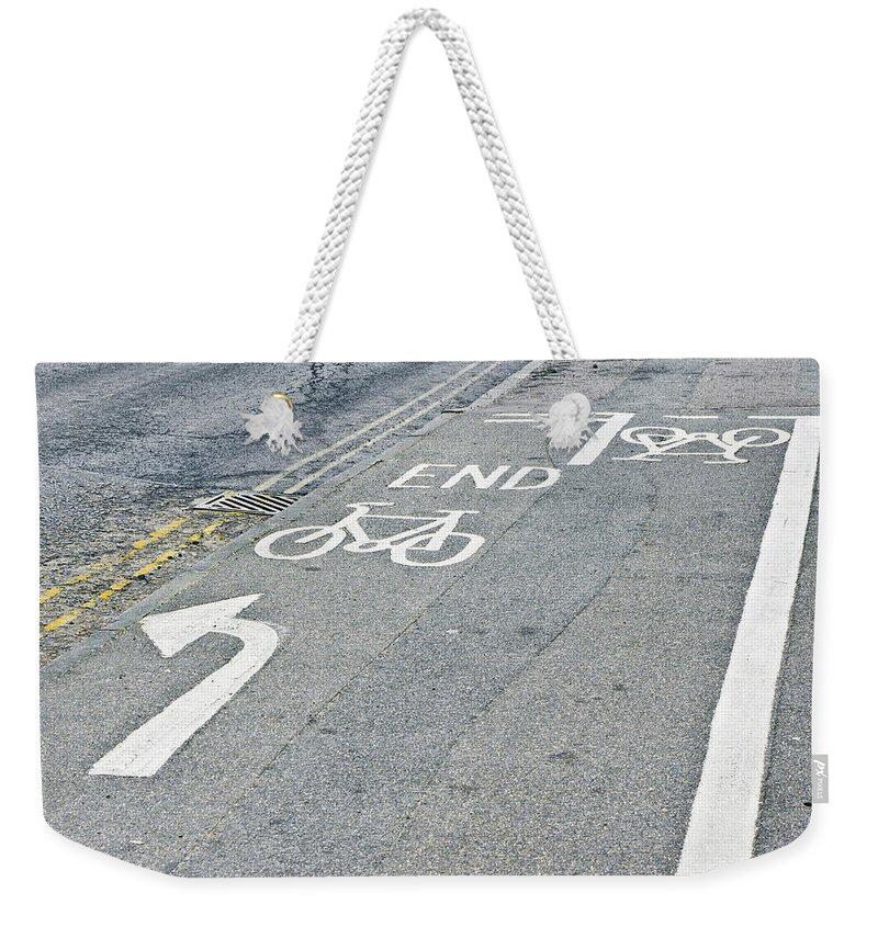 Traffic Signals Weekender Tote Bags