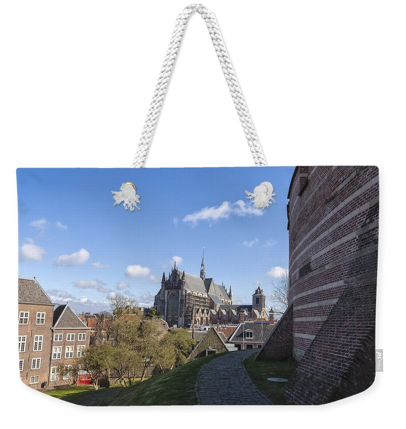 Leiden Weekender Tote Bag featuring the photograph Leiden by Joana Kruse
