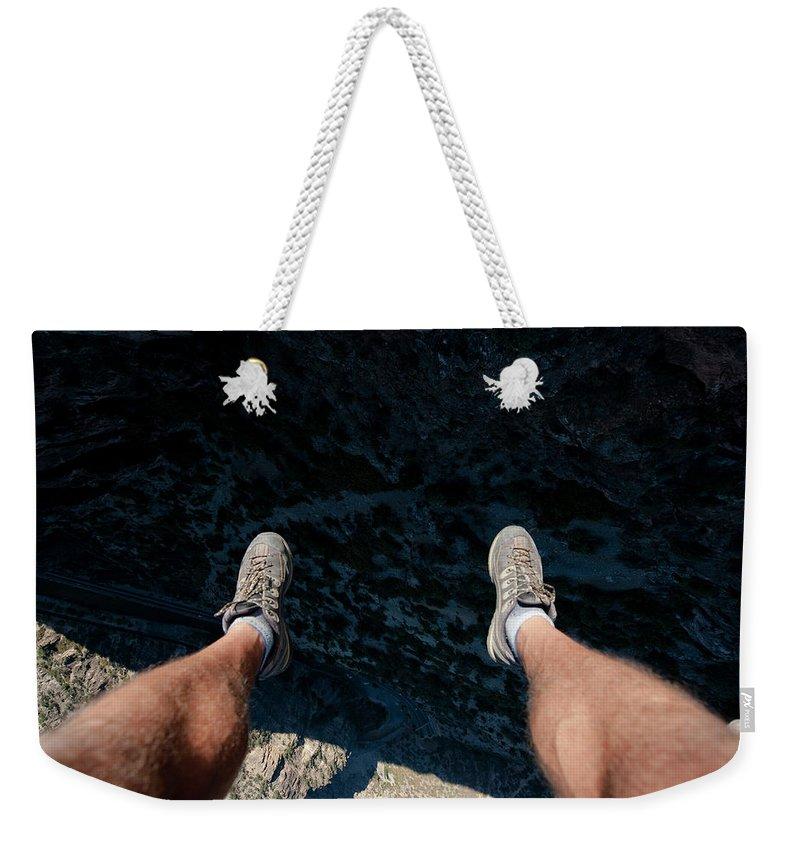 Glenwood Park Weekender Tote Bags