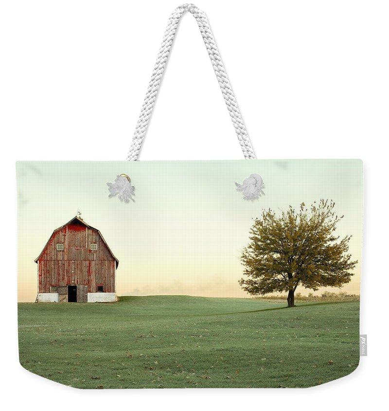 Farmhouse Weekender Tote Bags