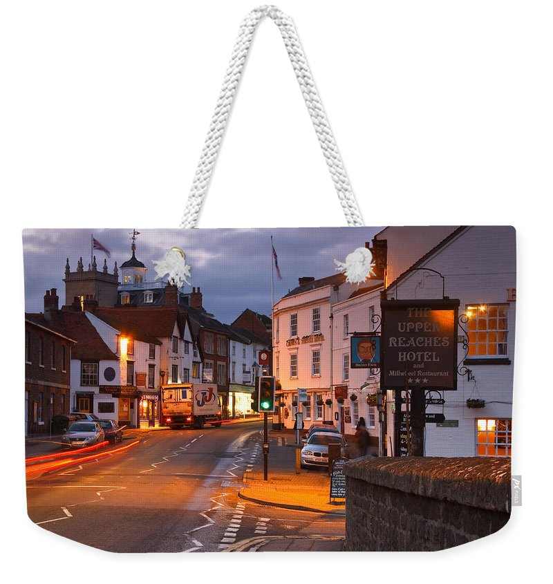 Great Britain Weekender Tote Bag featuring the photograph Abingdon by Milan Gonda