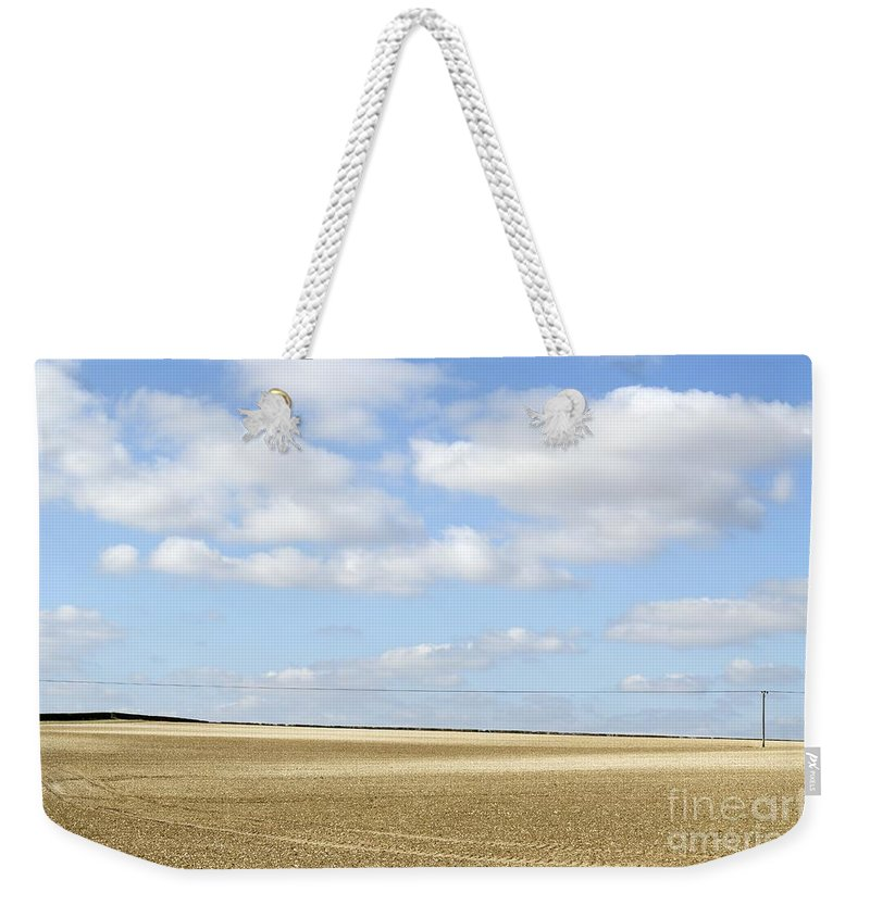 Wendy Weekender Tote Bag featuring the photograph Above Us Only Sky 2 by Wendy Wilton