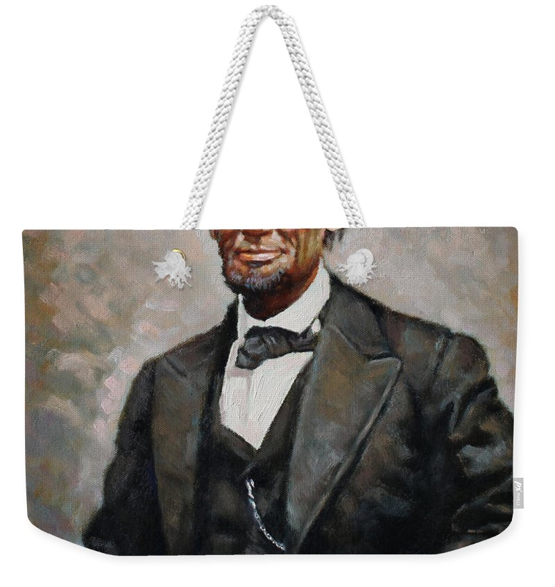 President Weekender Tote Bags