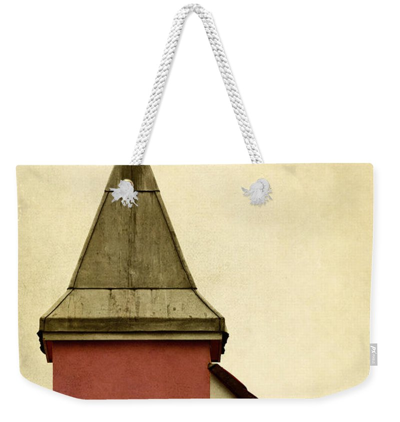 Abstract Weekender Tote Bag featuring the photograph Abstract Building by Svetlana Sewell