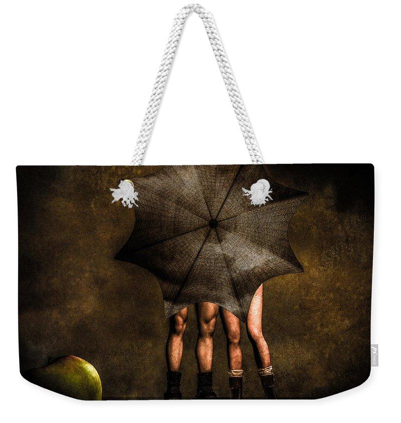 Men And Women Weekender Tote Bags