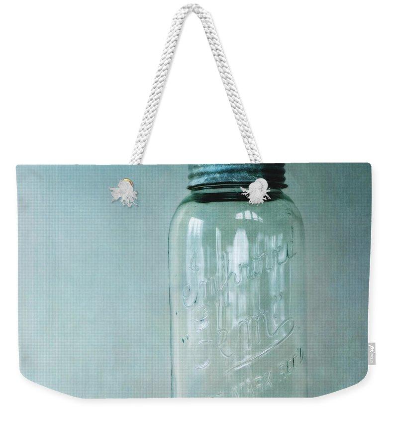 Jar Weekender Tote Bags