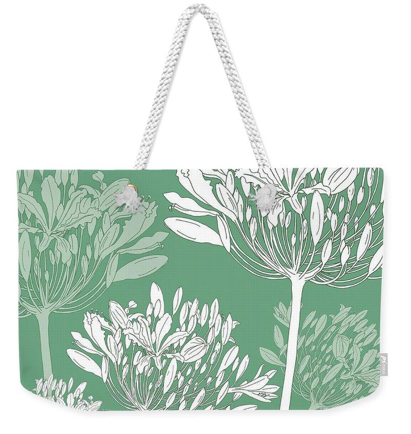 Feminine Weekender Tote Bags
