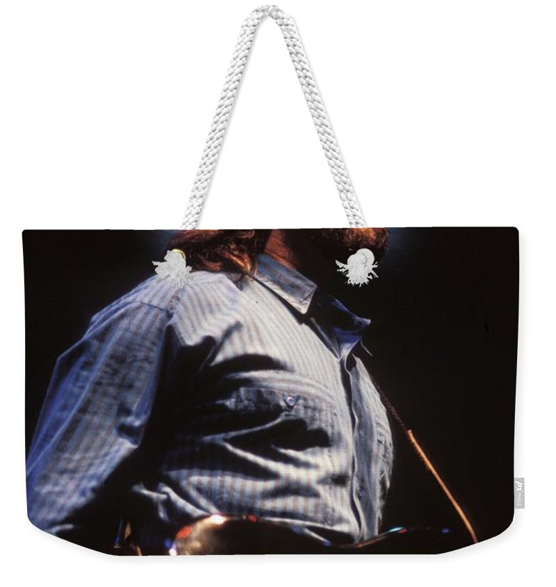 Alabama Weekender Tote Bag featuring the photograph Alabama by Concert Photos