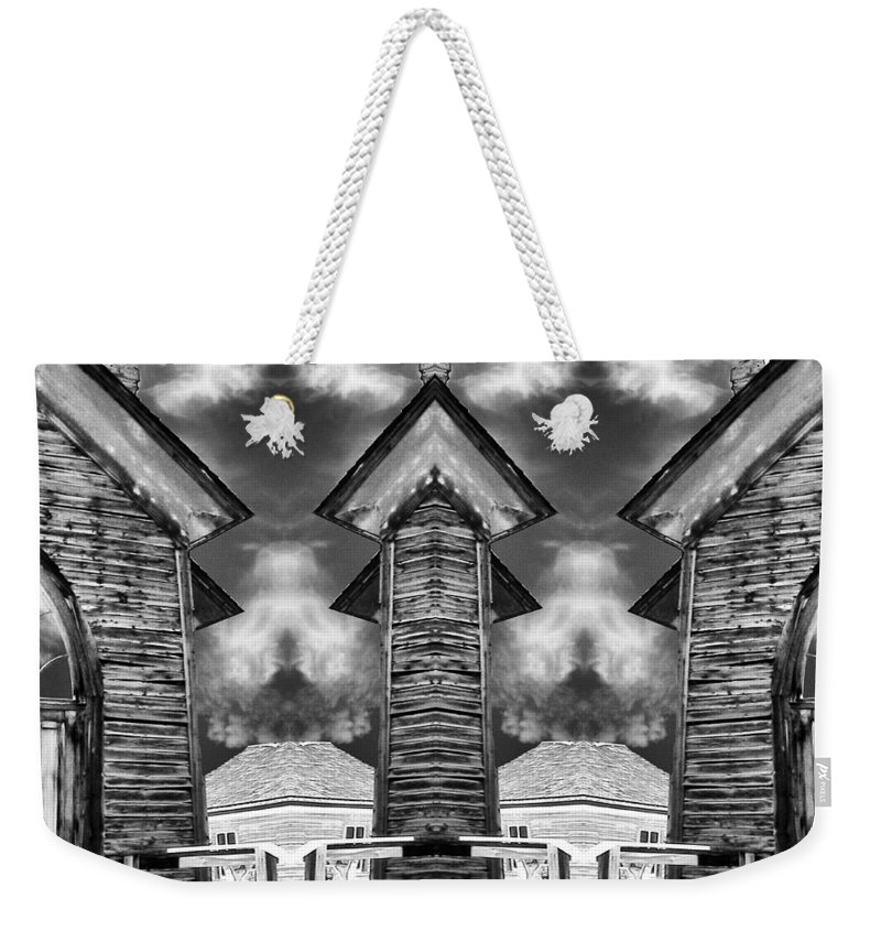 Alternative Energy Weekender Tote Bag featuring the photograph Alternative Energy by Dominic Piperata