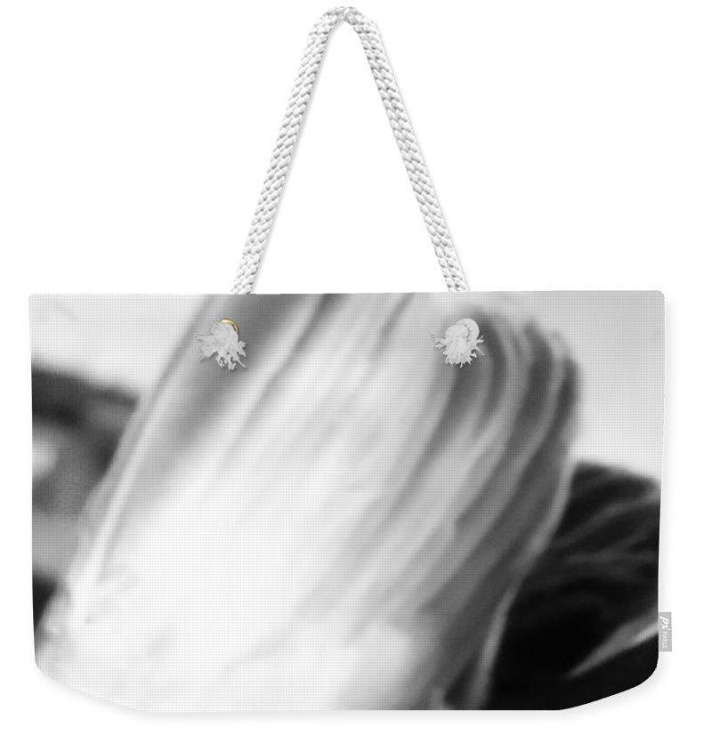 City Weekender Tote Bag featuring the photograph An Open Wing by Tuntufye Abel