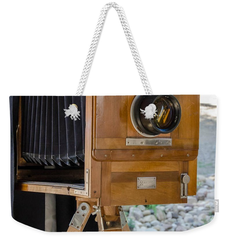 Guy Whiteley Photography Weekender Tote Bag featuring the photograph Ancestor 7d06733 by Guy Whiteley