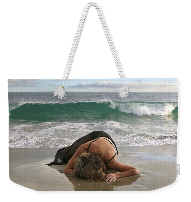 Alex-acropolis-calderon Weekender Tote Bag featuring the photograph Angels- The Rapture Is Coming by Acropolis De Versailles