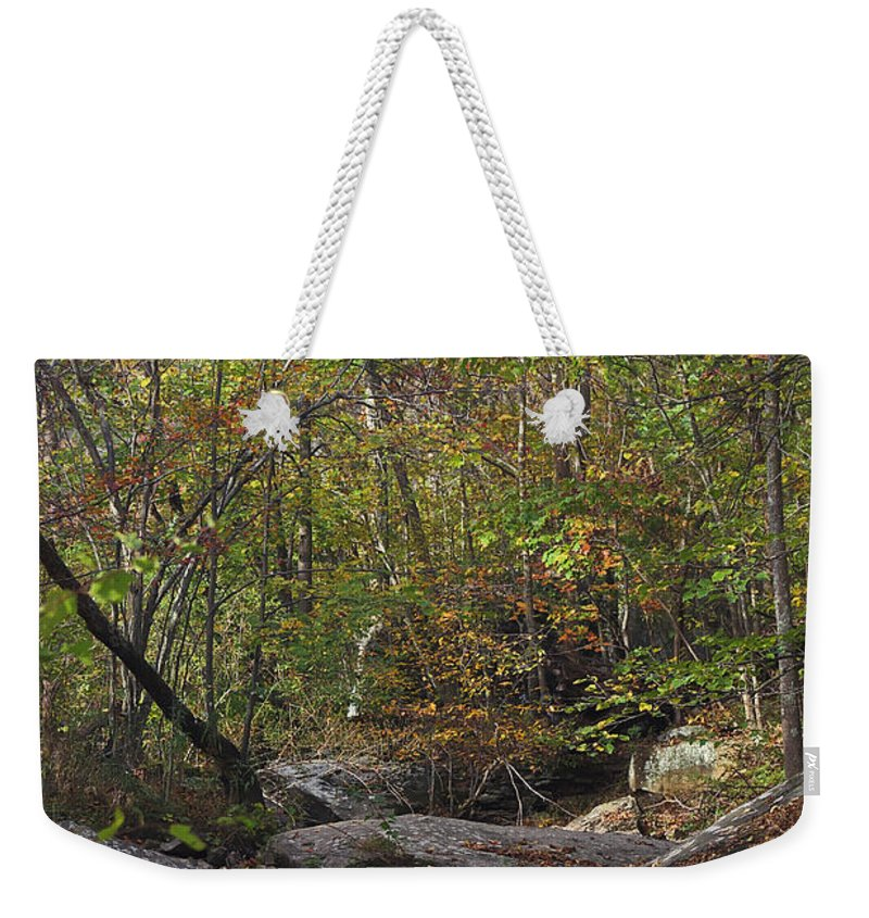 Hdr Weekender Tote Bag featuring the photograph Another Peaceful Afternoon by Mother Nature