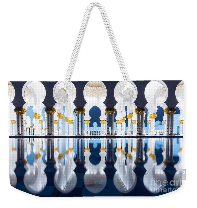 Religion Weekender Tote Bags