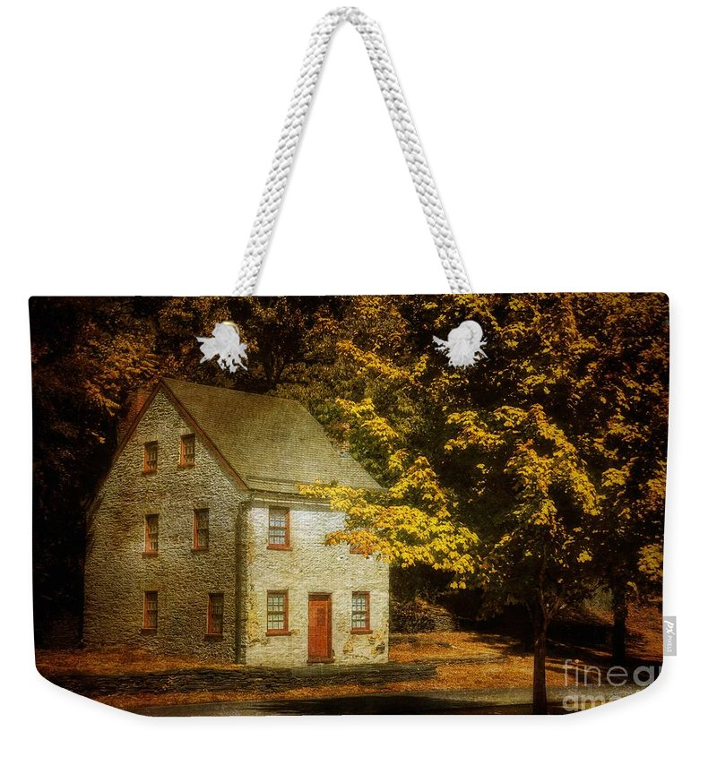 Historic House Photographs Weekender Tote Bags
