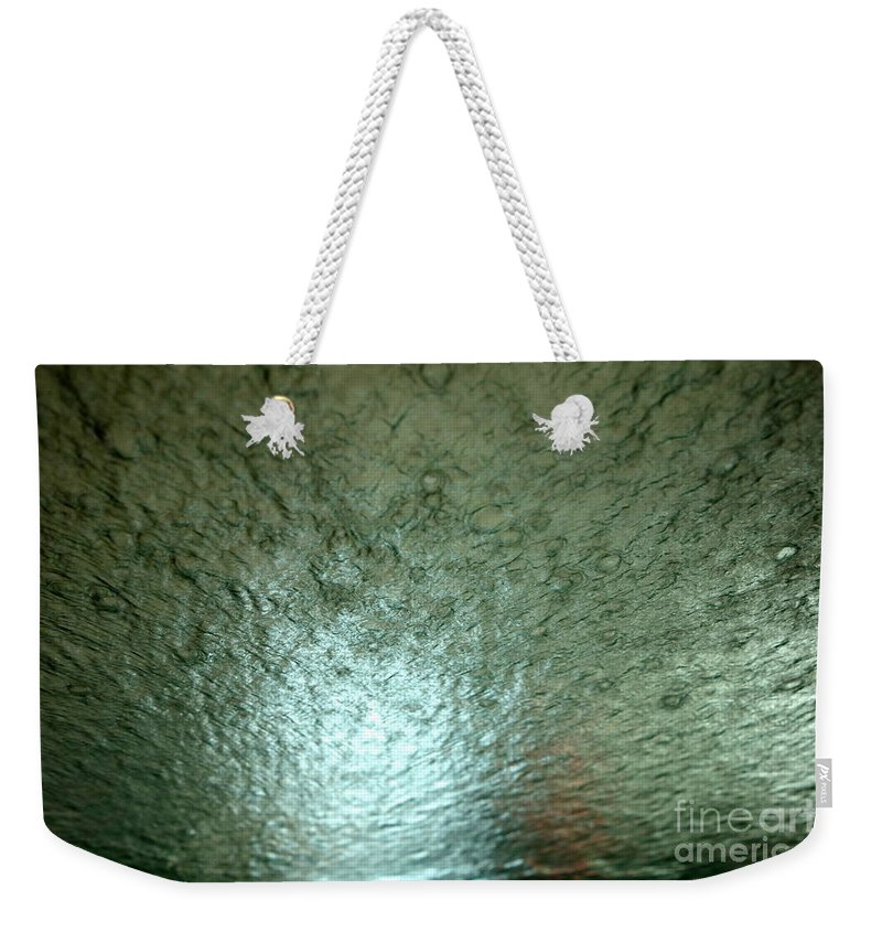 Car Wash Weekender Tote Bag featuring the photograph At The Car Wash 11 by Jacqueline Athmann