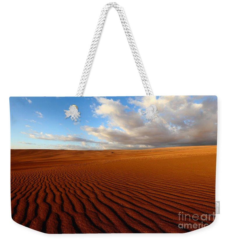 Deserts Weekender Tote Bag featuring the photograph Atacama Desert Wilderness by James Brunker