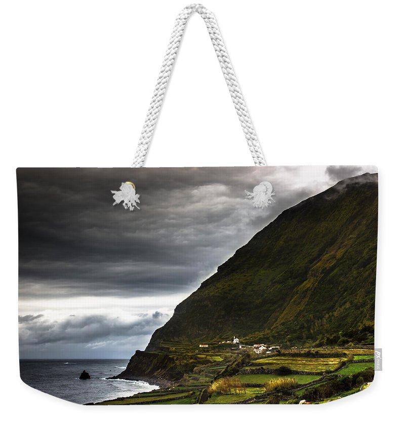 Flores Island Weekender Tote Bag featuring the photograph Atlantis by Edgar Laureano