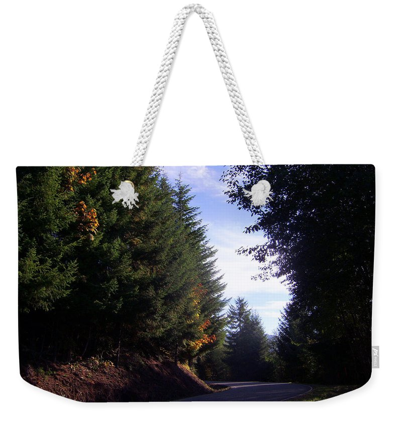 Bloom Weekender Tote Bag featuring the photograph Autumn 12 by J D Owen
