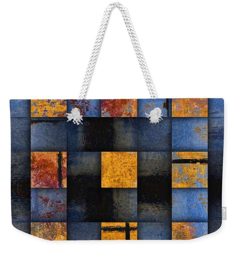 Autumn Weekender Tote Bag featuring the photograph Autumn Reflections by Carol Leigh