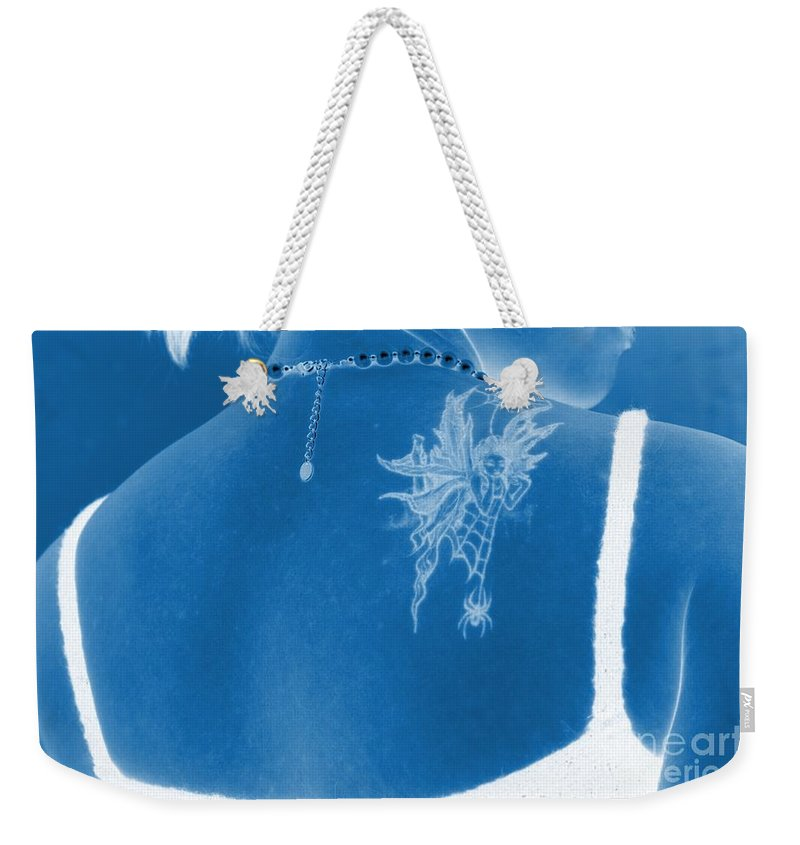 Female Weekender Tote Bag featuring the photograph Back To Beauty by Kathleen Struckle
