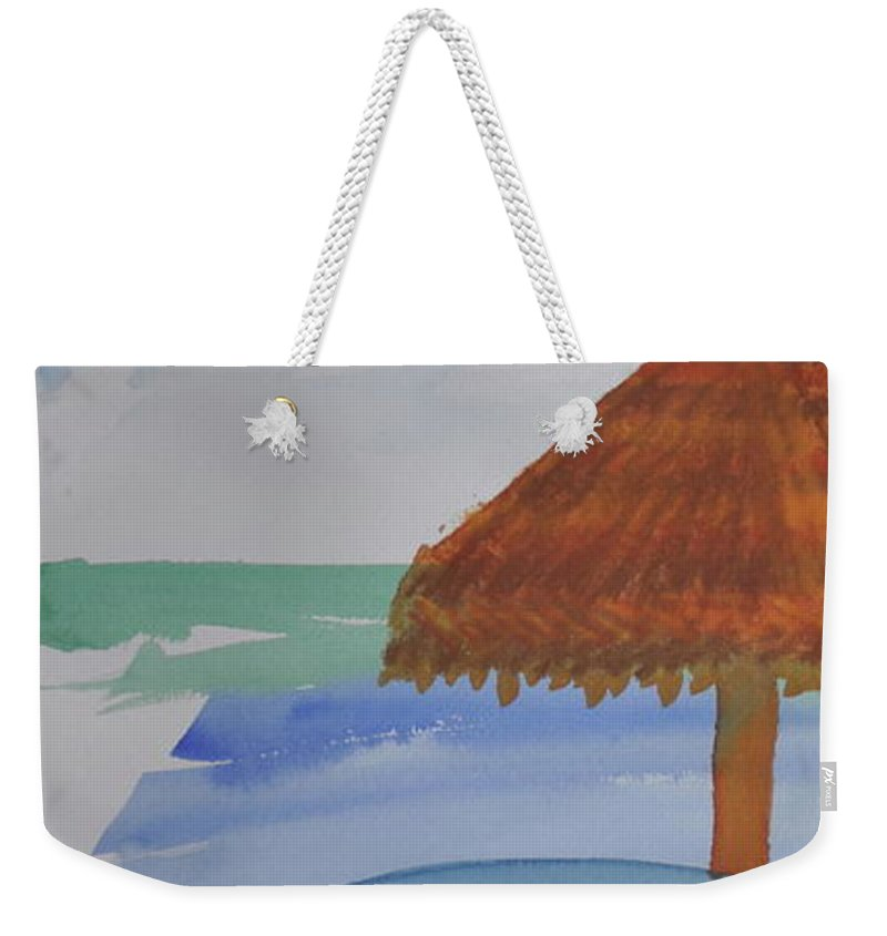 Baja Weekender Tote Bag featuring the photograph Baja by Kimberly Maxwell Grantier