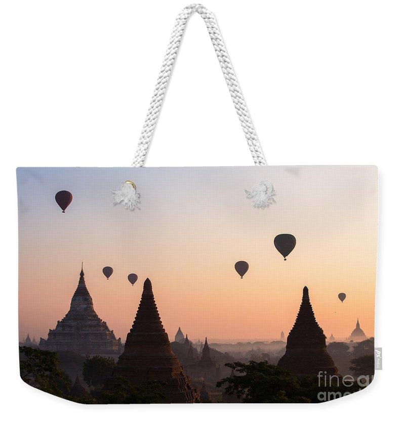 Outdoor Weekender Tote Bags