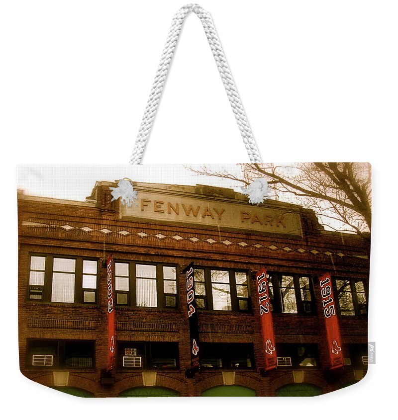 Lithograph Weekender Tote Bags