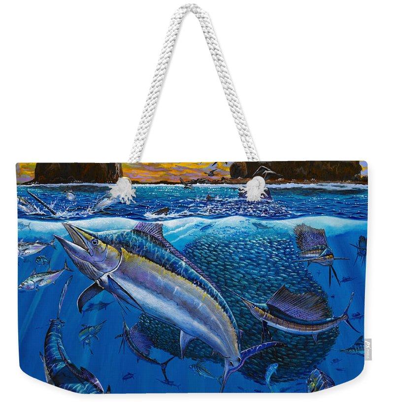 Hunting Island Weekender Tote Bags