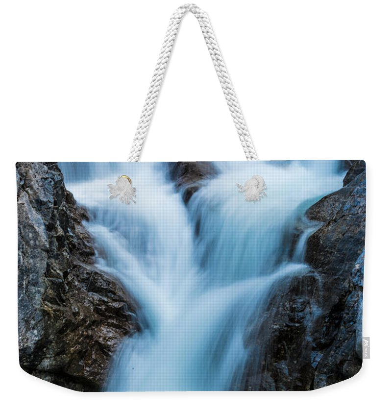 Background Weekender Tote Bag featuring the photograph Beautiful Nature by Sotiris Filippou