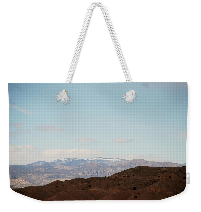 Desert Weekender Tote Bag featuring the photograph Beautiful New Mexico by Rob Hans