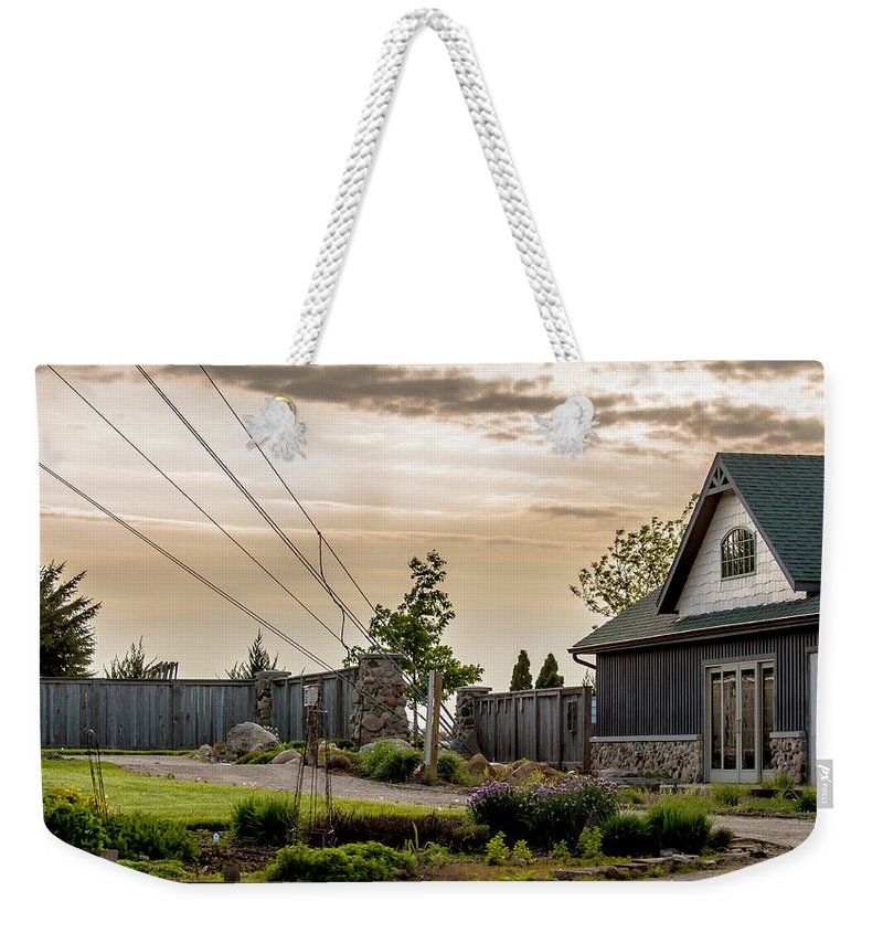 Nature Weekender Tote Bag featuring the photograph Beautiful Sky by Amel Dizdarevic