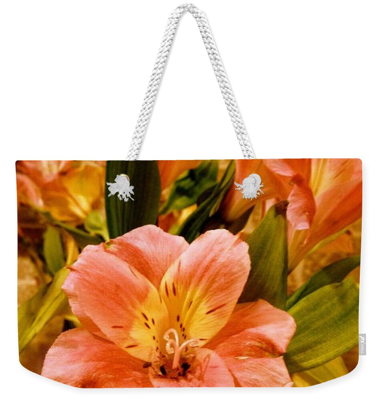 Beauty Weekender Tote Bag featuring the photograph Beauty by Christy Gendalia
