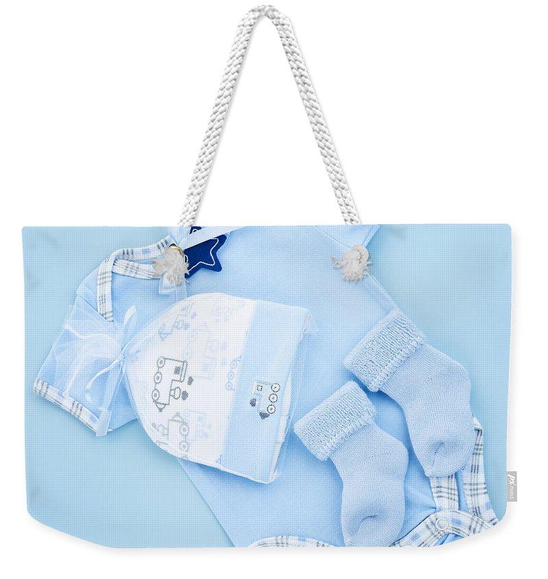Onesies Weekender Tote Bags